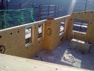 Neubau in Saint Vincent (AO) :: Aufstockung